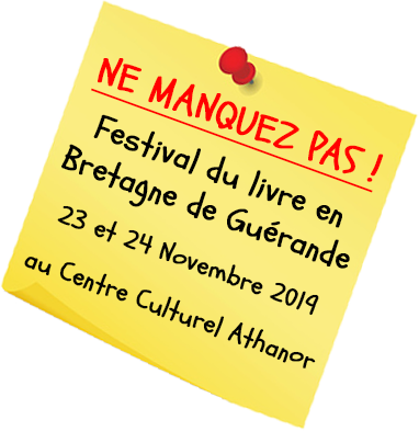 Post it 2019 Festival du livre